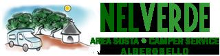 Camper Service NEL VERDE – Alberobello
