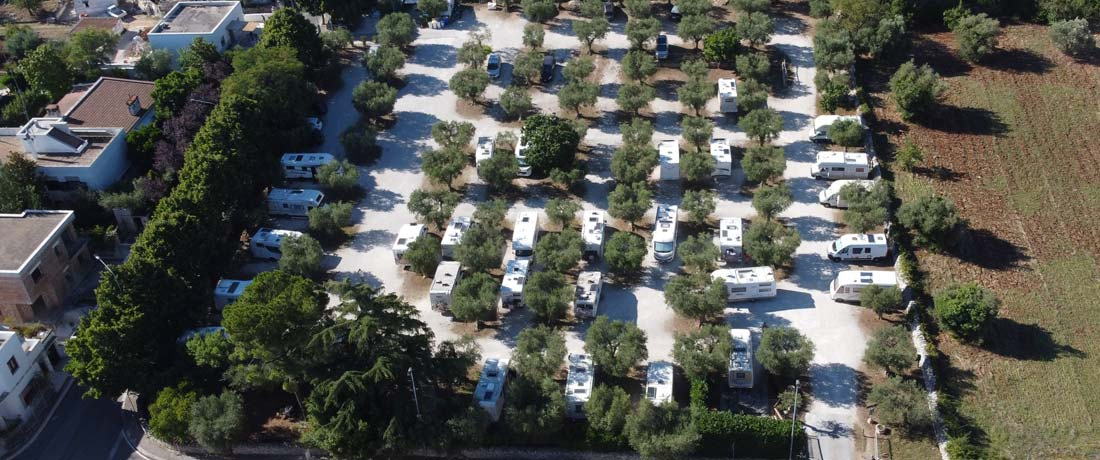 Camper Service Alberobello